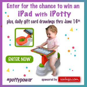 Win a new iPad2 with iPotty