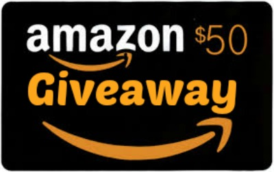 Win 1 of 7 $50 Amazon Gift Cards in the BoredWon GIVEAWAY!