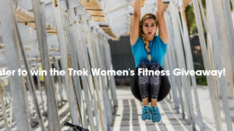 Trek Women's Fitness Package Sweepstakes