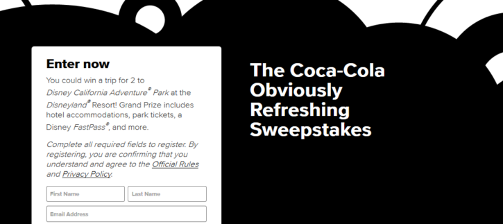 Obviously Refreshing Sweepstakes
