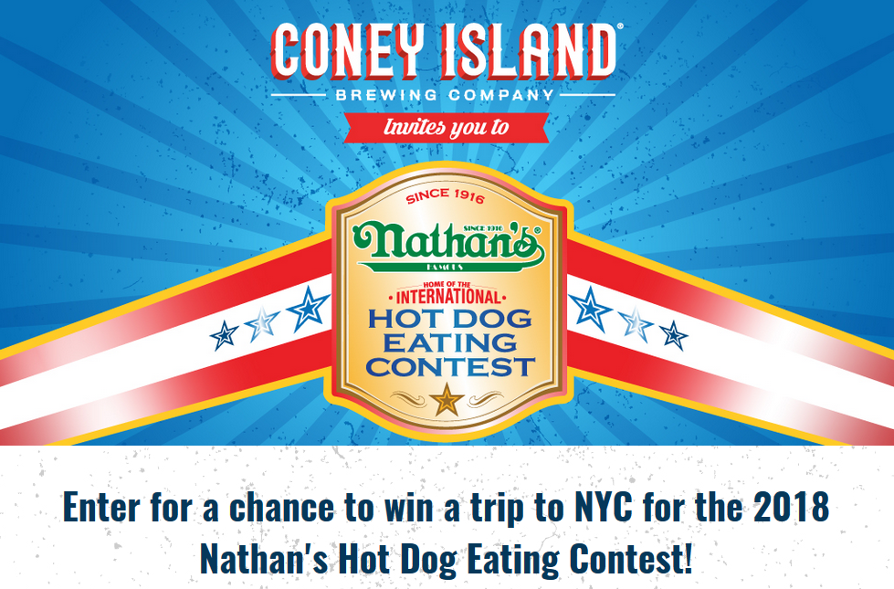 How To Enter The Coney Island Hot Dog Eating Contest