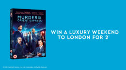Murder on The Orient Express Competition