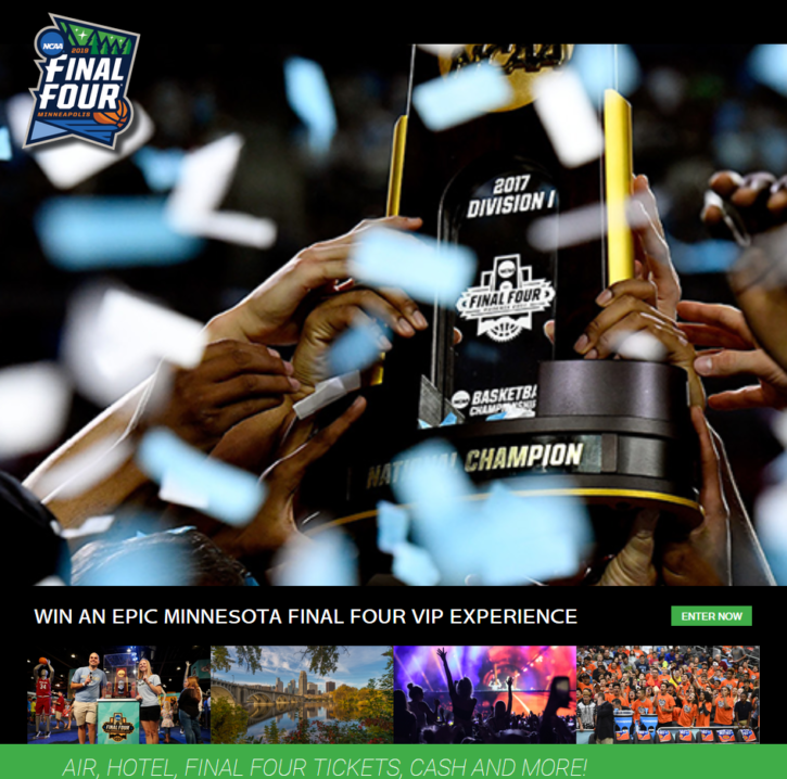 Epic Minnesota Final Four Sweeps