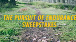 The Pursuit of Endurance Sweepstakes