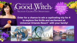Good Witch Vacation Sweepstakes