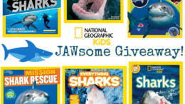 National Geographic JAWsome Giveaway!