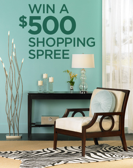 Lamps plus sweepstakes enter online sweeps howldb for Lighting plus online