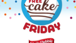 Free Cake Friday Giveaway