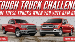 Tough Truck Challenge Giveaway