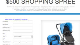 Baby Depot Sweepstakes