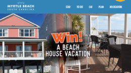 Beach House Vacation Giveaway