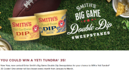 Double Dip Sweepstakes