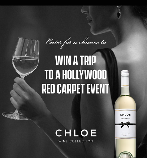 Chloe Red Carpet Sweepstakes