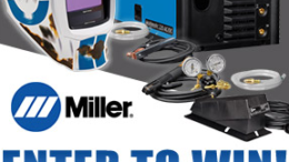Miller Welding Sweepstakes