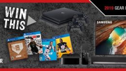 Game On Sweepstakes