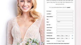 Cover Gown Sweepstakes