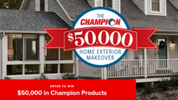 Champion $50,000 Makeover Sweepstakes