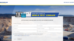 Michelin Quarry Boost Sweepstakes