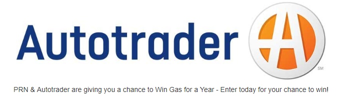 Win Gas for a Year Contest