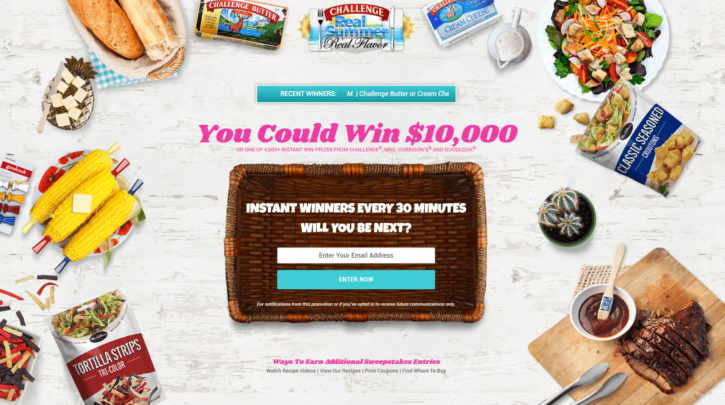 Real Summer Sweepstakes
