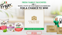 Frigo Family Favorites Contest