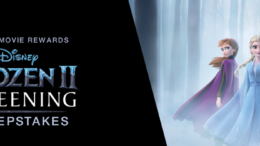 Frozen 2 Screening Sweepstakes