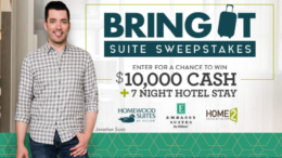 Bring It Suite Sweepstakes