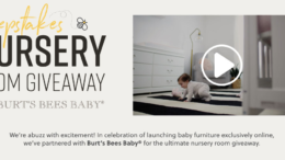 Ashley Nursery Room Giveaway