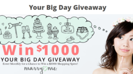 Your Big Day Giveaway