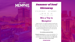 Summer of Soul Giveaway