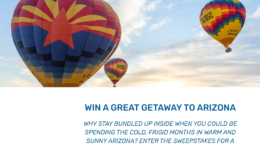 Great Getaway to Arizona Giveaway