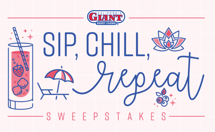 Sip, Chill, Repeat Sweepstakes